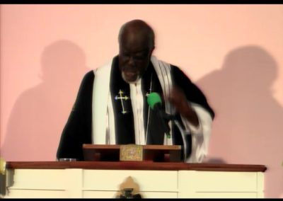 """06-14-2020 at 11:00 AM Message: """"Voices In The Crowd"""" Scripture: St. Luke 23:13-23 Speaker: Pastor Alton Ray Rogers, Sr."""